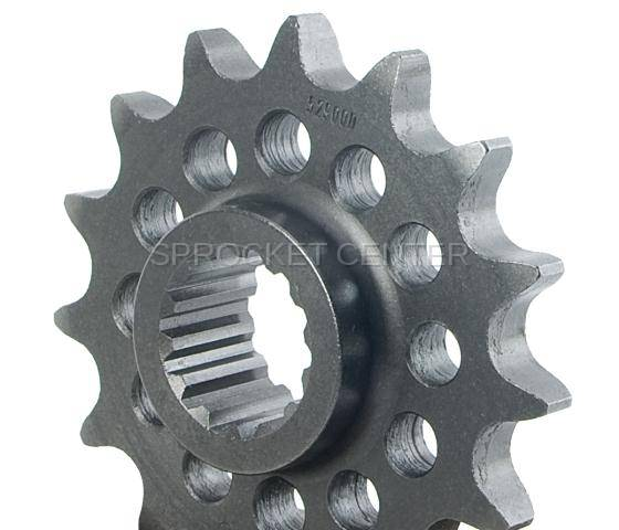 Superlite Sprockets - SUPERLITE (#52900R) 530 Pitch Chromoly-Steel Front Sprocket - DUCATI 1200/1260
